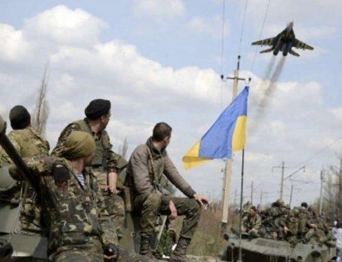 Благословення з приводу неоголошеної війни в Україні