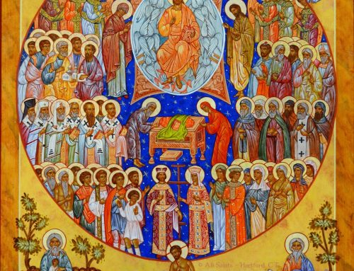 The Sunday of All Saints