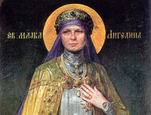 RIGHTEOUS ANGELINA, DESPOTINA OF SERBIA | ПРАВЕДНА АНГЕЛИНА, ДЕСПОТИНА СЕРБІЇ