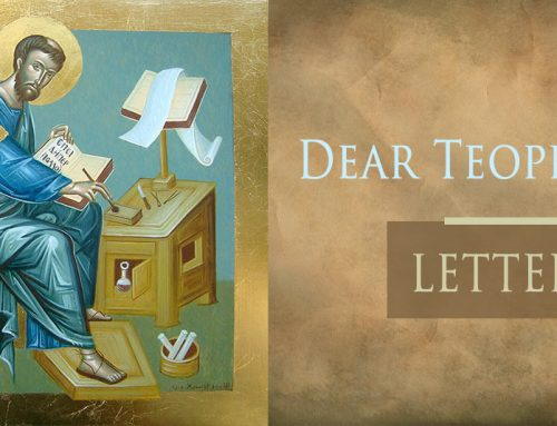 Dear Theophilus (87),
