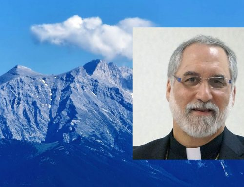 Fr. Joseph Purpura, Pastor invites all