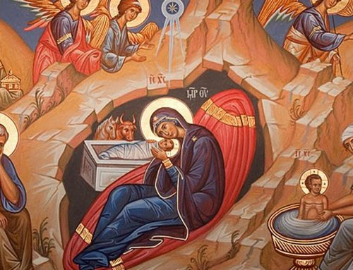 З РІЗДВЯНОГО ПОСЛАННЯ МИТРОПОЛИТА ЄПІФАНІЯ КИЇСЬКОГО І ВСІЄЇ УКРАЇНИ
